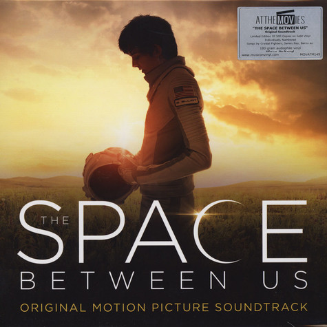 V.A. - OST The Space Between Us Gold Vinyl Edition