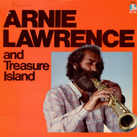 Arnie Lawrence And Treasure Island - Arnie Lawrence and Treasure Island