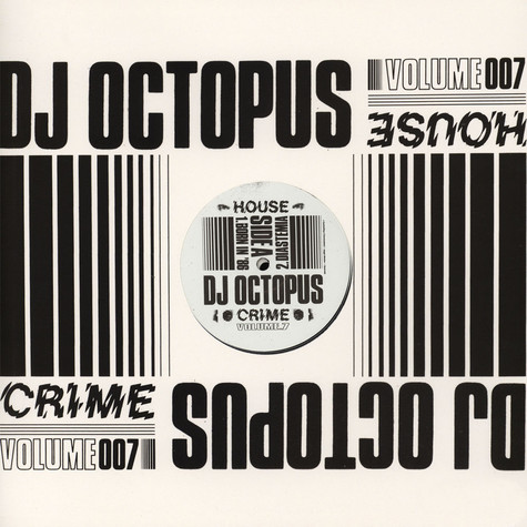 Dj Octopus - House Crime Volume 7