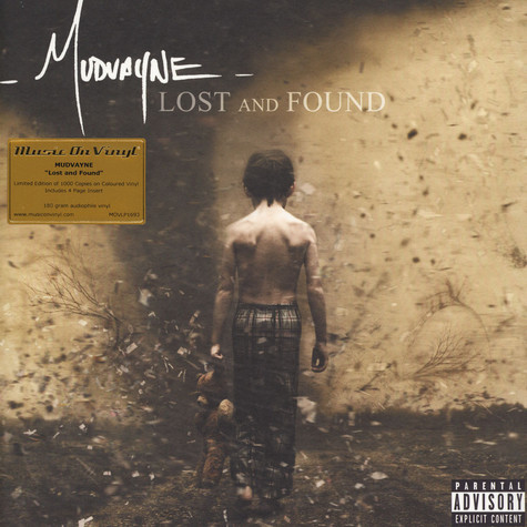 Mudvayne - Lost And Found Colored Vinyl Edition