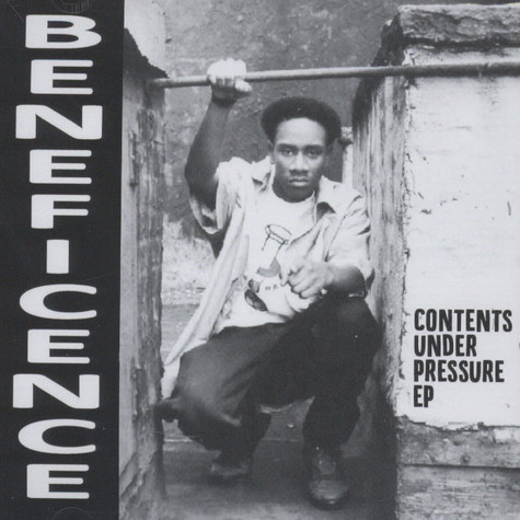 Beneficence - Contents Under Pressure