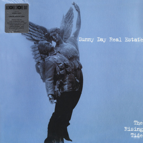 Sunny Day Real Estate - The Rising Tide Clear Vinyl Edition