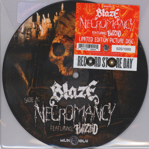 Twiztid with Blaze Ya Dead Homie & DJ Swamp - Necromancy / Triple Threat