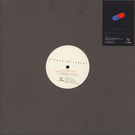 Fixmer & McCarthy - Chemicals