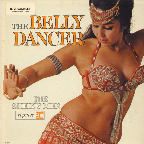 Sheik's Men, The - The Belly Dancer