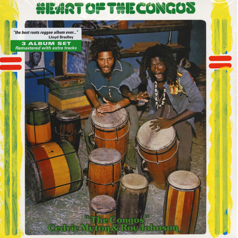 Congos, The - Heart Of The Congos 40th Anniversary Edition