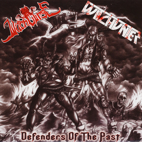 Witchcurse / Witchunter - Defenders Of The Past