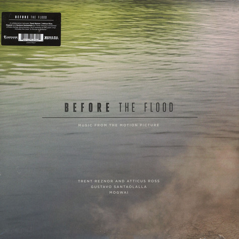 Trent Reznor & Atticus Ross / Gustavo Santaolalla / Mogwai - OST Before The Flood