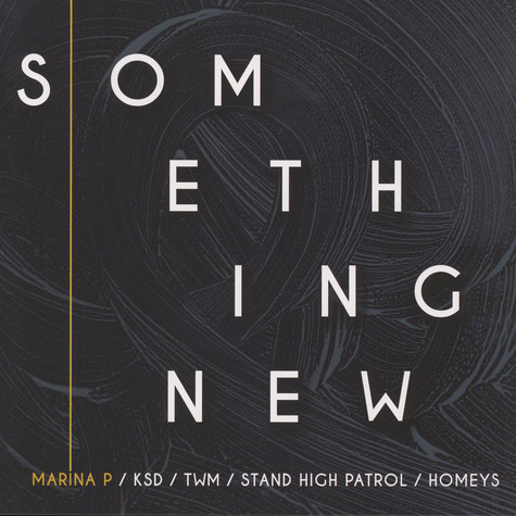 Marina P - Something New