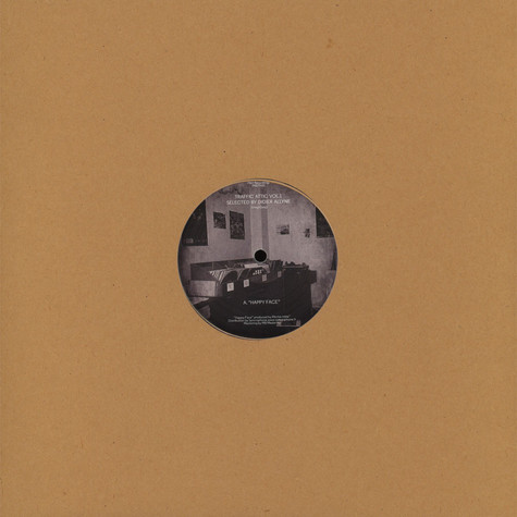 Stasis & Ritchie Inkle - Traffic Attic Volume 1 Selected By Didier Allyne