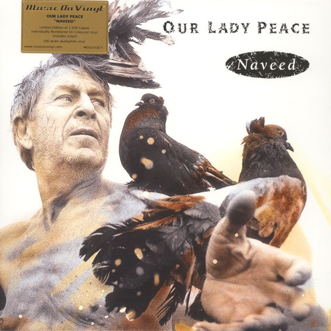 Our Lady Peace - Naveed Colored Vinyl Edition