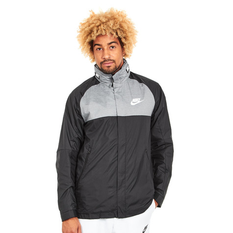 ff6f8935ccd8 Nike - Sportswear Advance 15 Jacket (Black   Black   White)