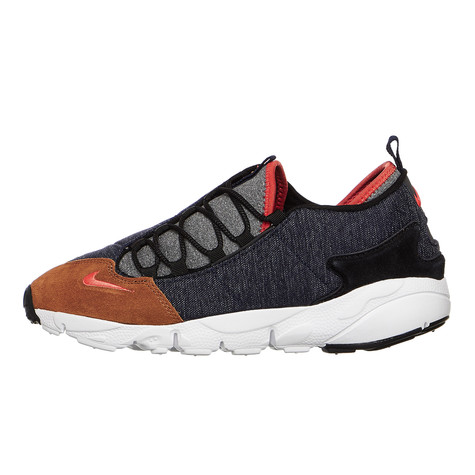 fdcc307c78 Nike - Air Footscape NM (Obsidian   Team Orange   Anthracite)
