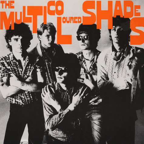 The Multicoloured Shades - The Multicoloured Shades