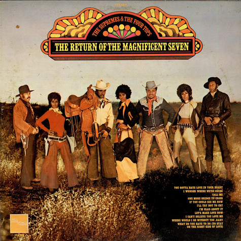 Supremes & Four Tops, The - The Return Of The Magnificent Seven