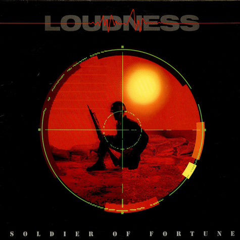Loudness - Soldier Of Fortune