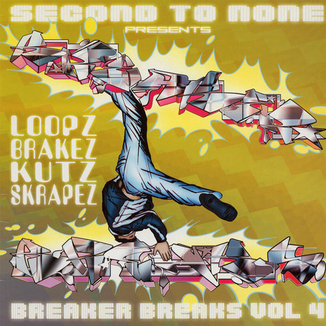 DJ Junk - Breaker Breaks Vol 4