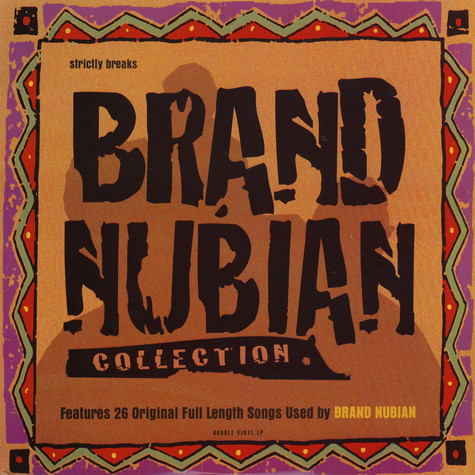 V.A. - Brand Nubian Collection