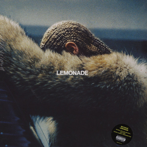 Beyonce - Lemonade Yellow Vinyl Edition
