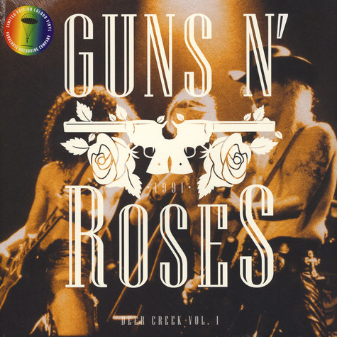 Guns N' Roses - Deer Creek 1991 Volume 1