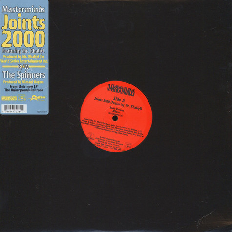 Masterminds - Joints 2000