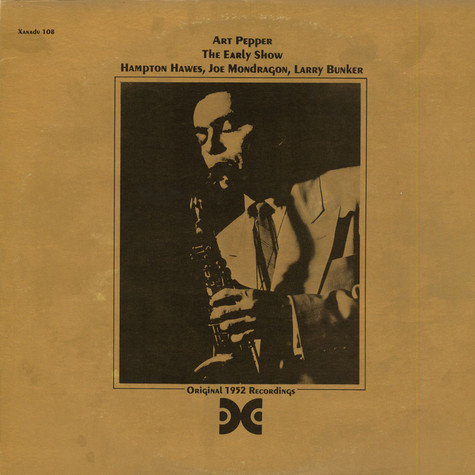 Art Pepper - The Early Show