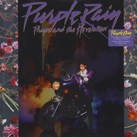 Prince - Purple Rain Remastered Edition