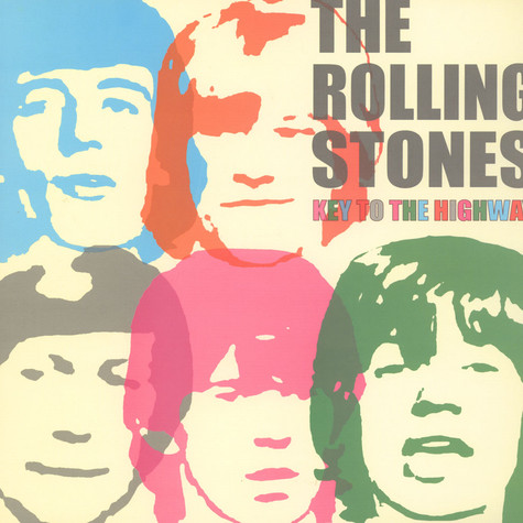 Rolling Stones, The - Key To The Highway Coloured Vinyl Edition