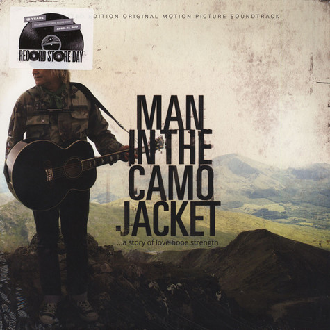 Mike Peters - OST Man In The Camo Jacket Transparent Brown Vinyl Edition