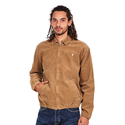 "Carhartt WIP - Madison Jacket ""Valley"" Corduroy, 12 Wales, 10.2 oz"