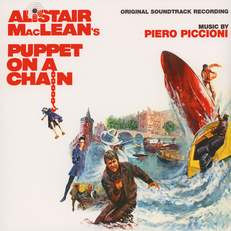 Piero Piccioni - OST Puppet On A Chain