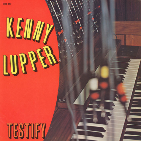 Kenny Lupper - Testify