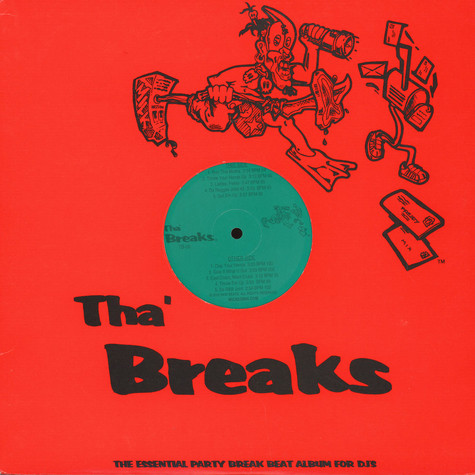V.A. - Tha Breaks  Volume 6