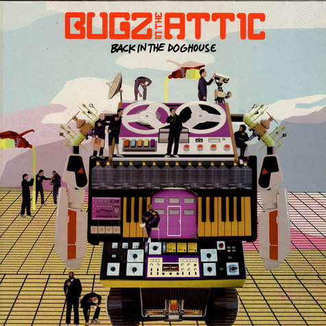 Bugz In The Attic - Back In The Doghouse