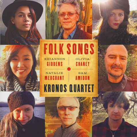 Kronos Quartet - Folk Songs