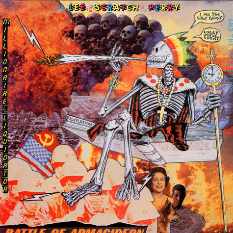 Lee Perry & The Upsetters - Battle Of Armagideon (Millionaire Liquidator)