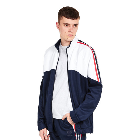 4757aeded7b Reebok - F Franchise Tracktop (Collegiate Navy)