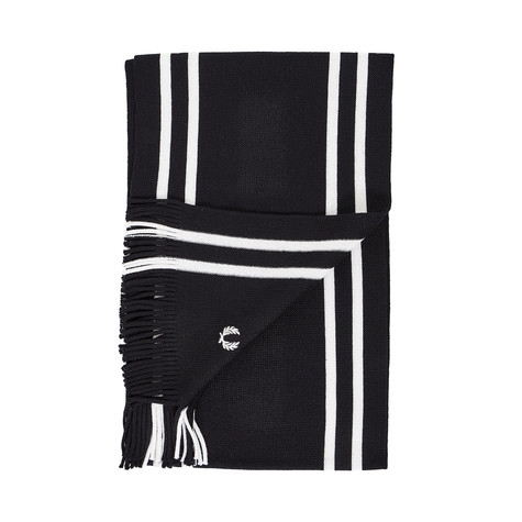 Fred Perry - College Stripe Scarf