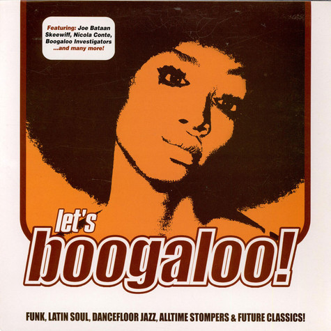 Various - Let's Boogaloo!