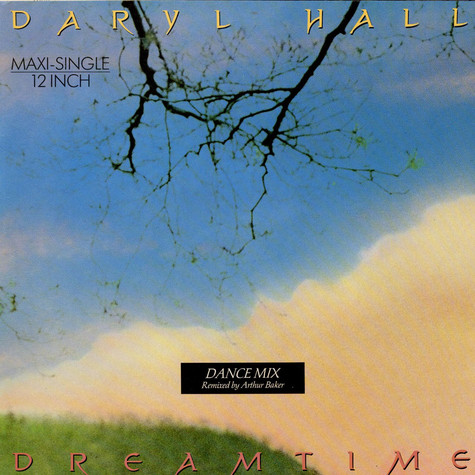 Daryl Hall - Dreamtime (Dance Mix)