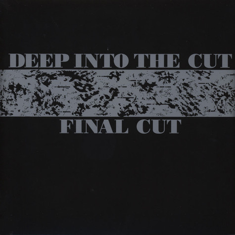 Final Cut (Jeff Mills & Anthony Srock) - Deep Into The Cut