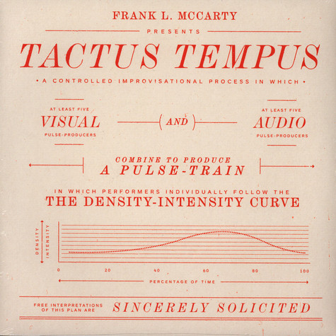 A Pulse Train - Tactus Tempus
