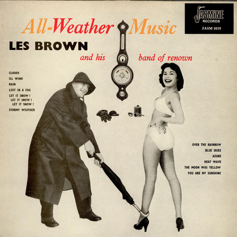 Les Brown And His Band Of Renown - All-Weather Music