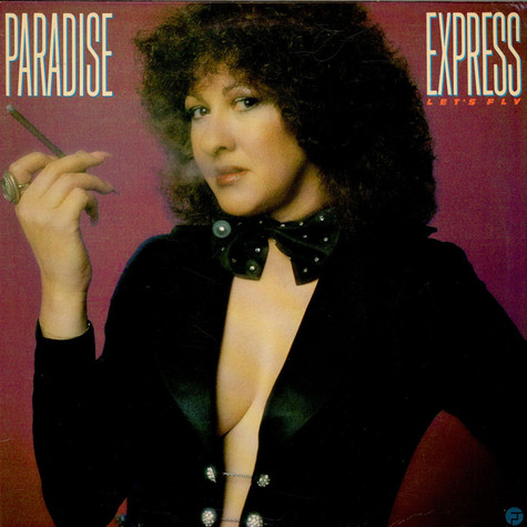 Paradise Express - Let's Fly