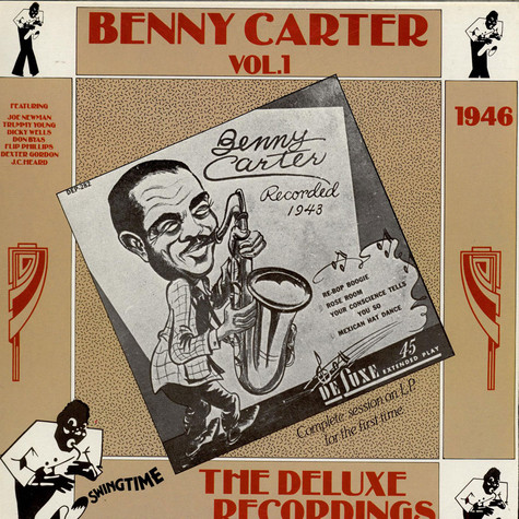 Benny Carter - The Deluxe Recordings Vol. 1 1946