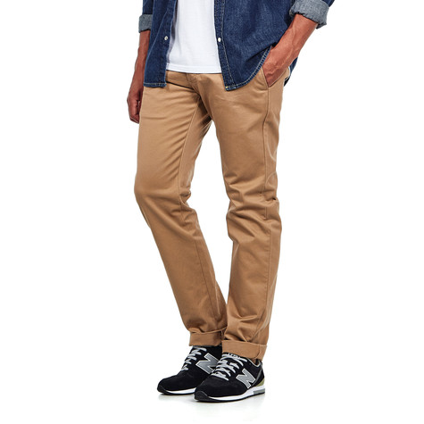 Edwin - 55 Chino Pants Compact Twill, Cotton 9oz