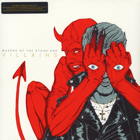 Queens Of The Stone Age - Villains Deluxe Edition