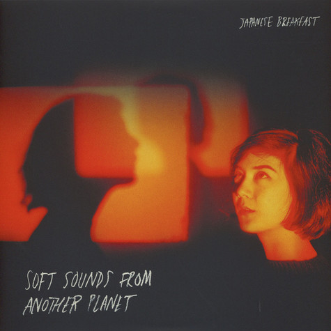 Japanese Breakfast - Soft Sounds From Another Planet Black Vinyl Edition