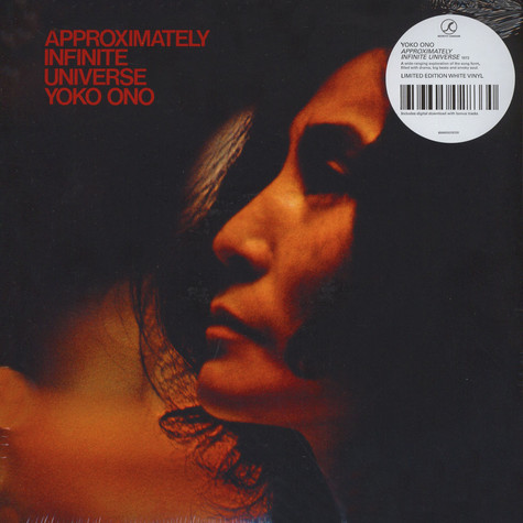 Yoko Ono - Approximately Infinite Universe Colored Vinyl Edition