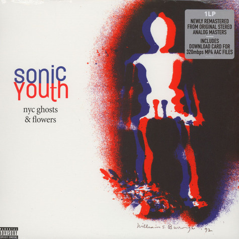 Sonic Youth - NYC Ghosts & Flowers